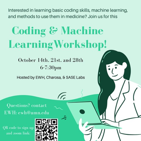 Coding and Machine Learning Workshop