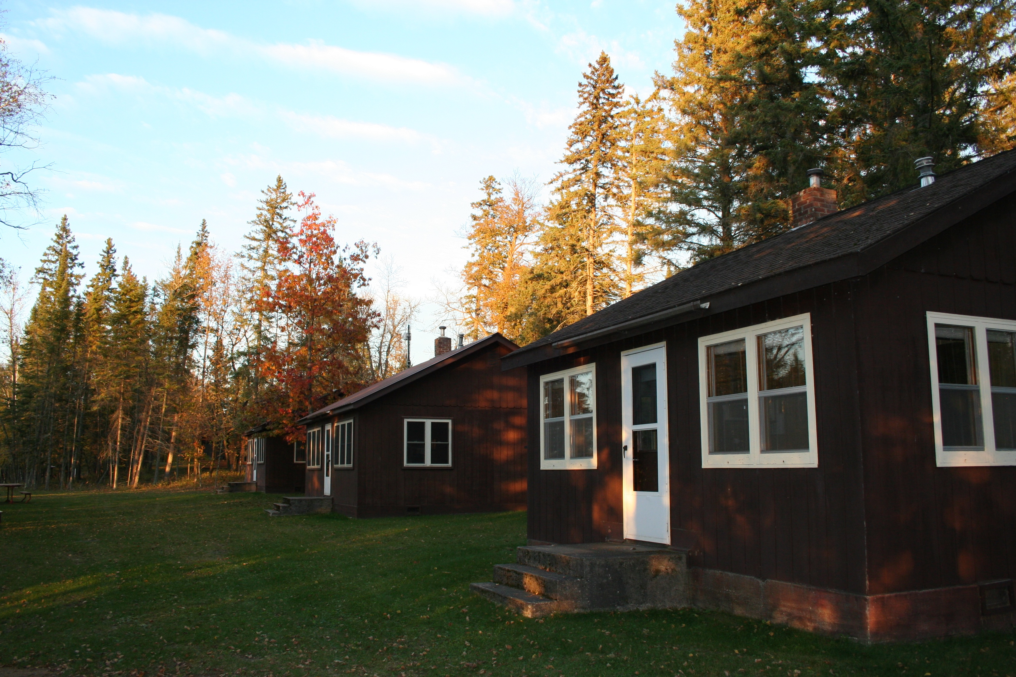 IBSL Cabins