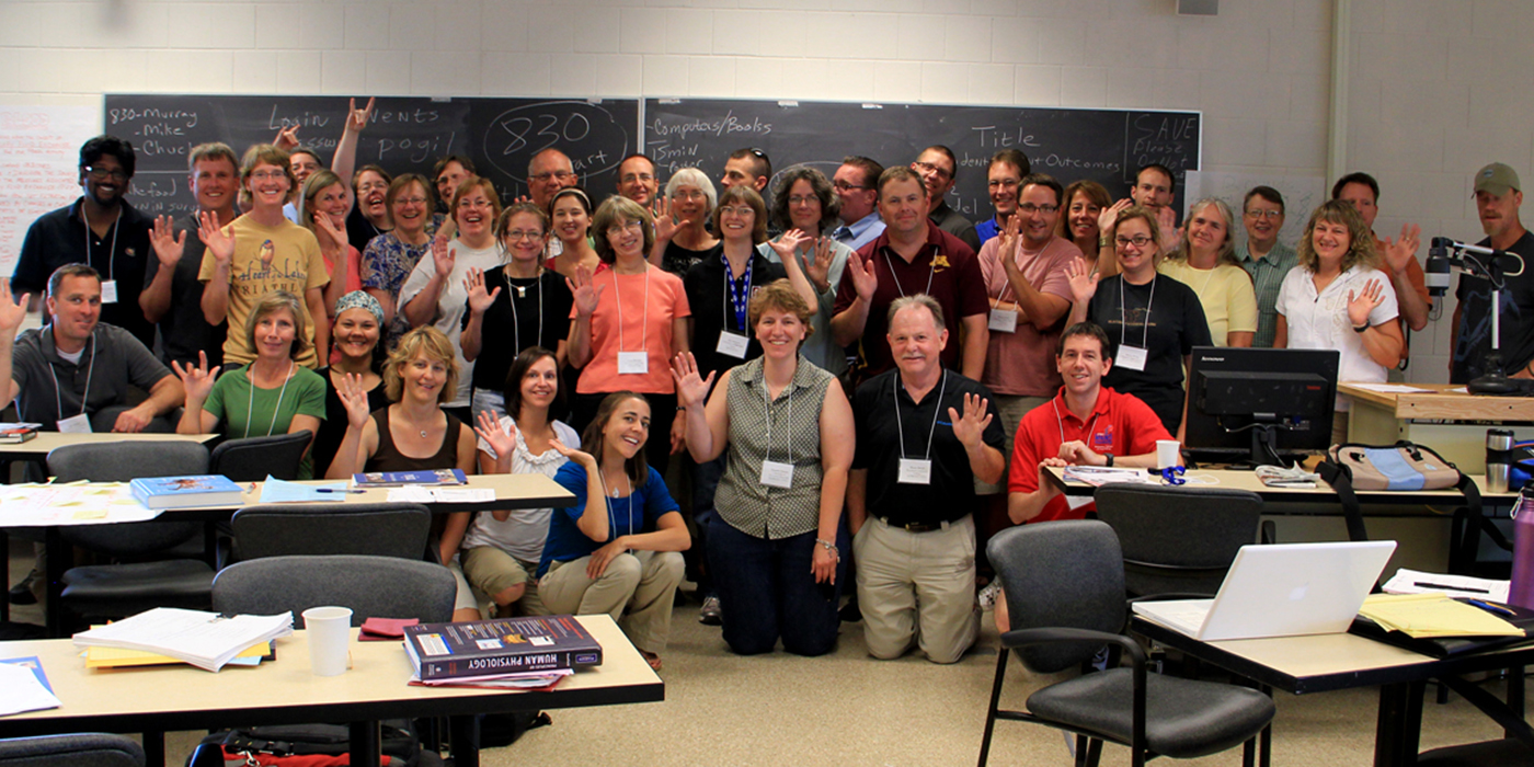 Workshop Participants - Minneapolis Community and Technical College - July 2011