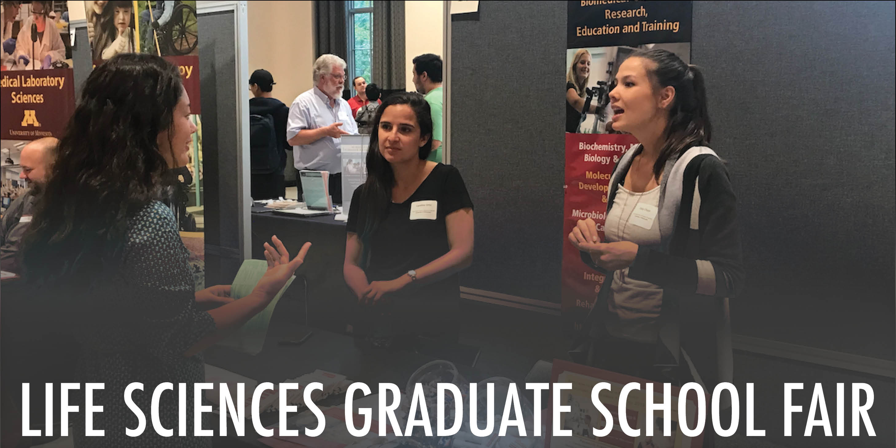 Life Sciences Graduate School Fair