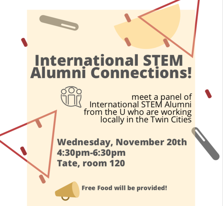 International STEM Alumni Connections