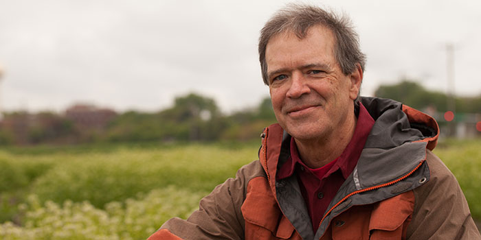 Professor David Marks, Plant Biology