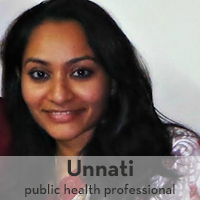 Photo of Unnati Patel, 2010 graduate