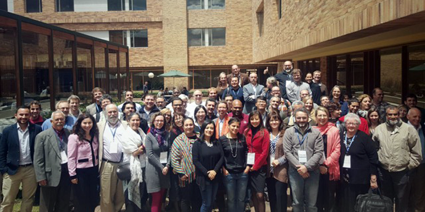 IPBES group photo