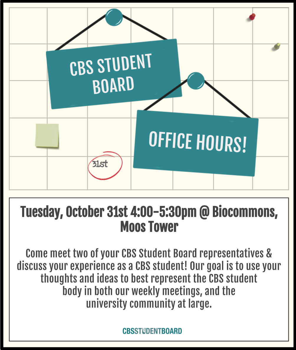 CBSSB Office Hours
